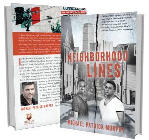 Neighborhood Lines by Michael Patrick Murphy