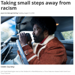 Taking Small Steps Away from Racism